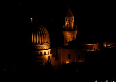 Mosque in the Night