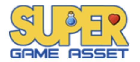 Super Game Asset