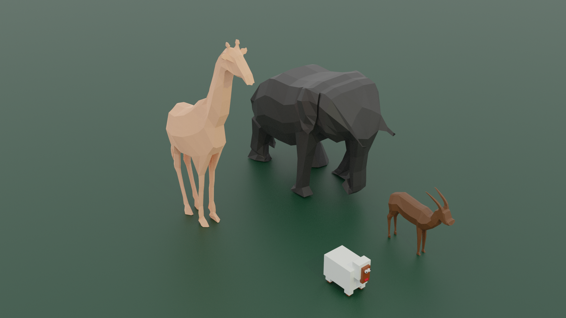Low_Poly_Animal_Collection_1