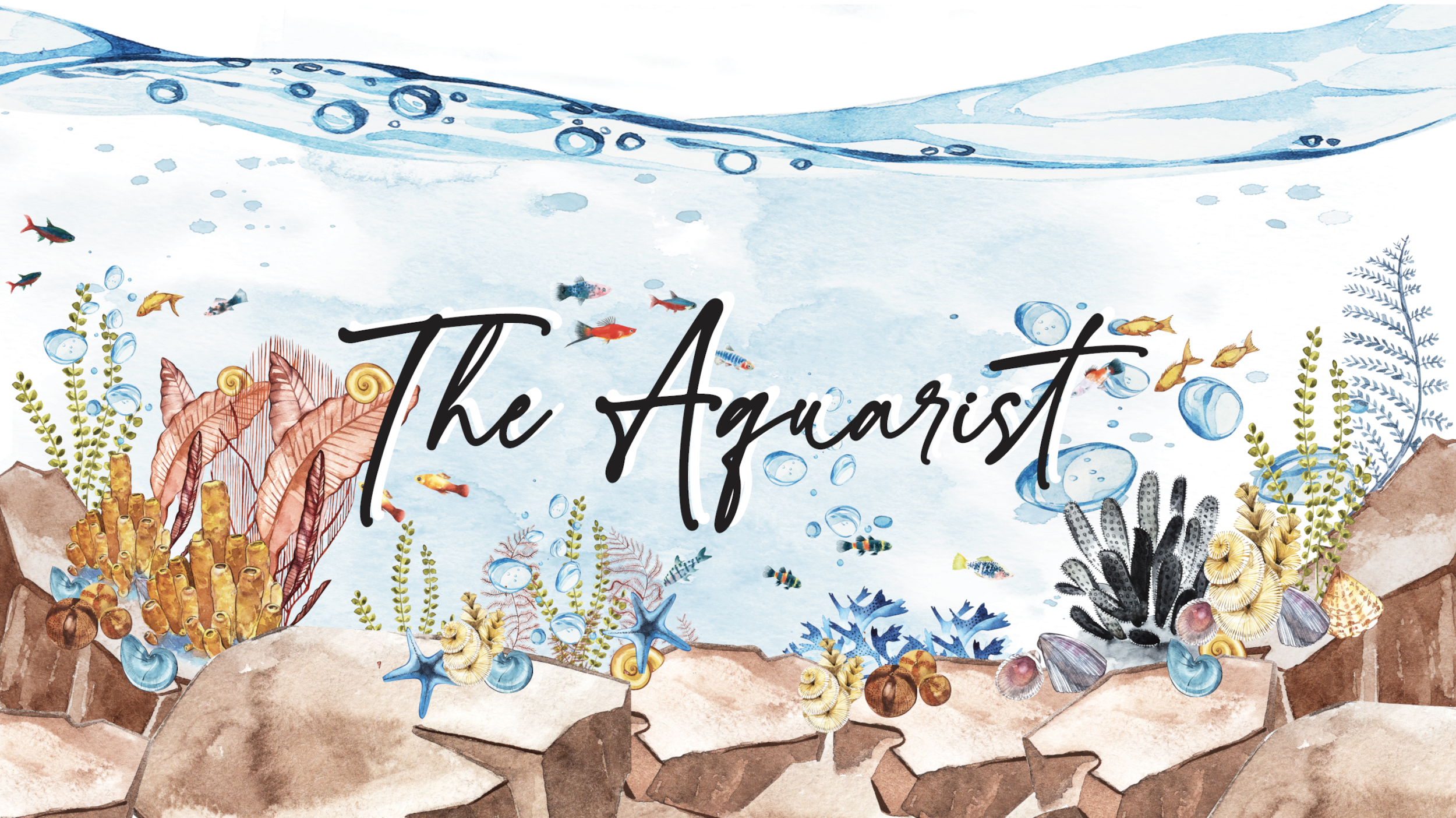 The Aquarist Banner